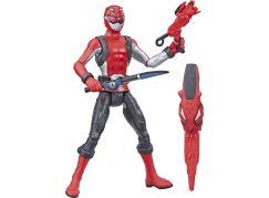 Hasbro Power Rangers Základní 15cm figurka Red Ranger