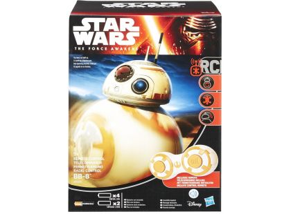 Hasbro RC Star Wars Epizoda 7 BB8 Droid
