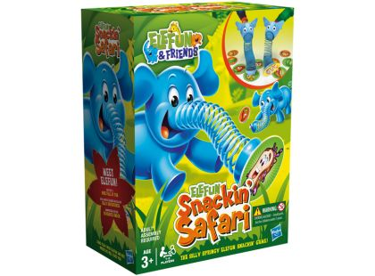Hasbro Snackin Safari