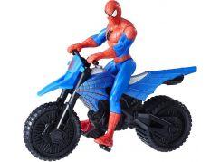 Hasbro Spider-man figurka s vozidlem Spider-man