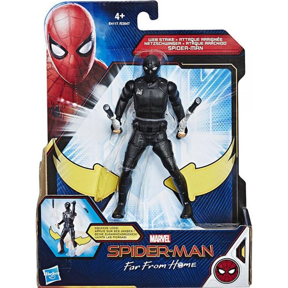 Hasbro Spider-man Filmová figurka nunčaky