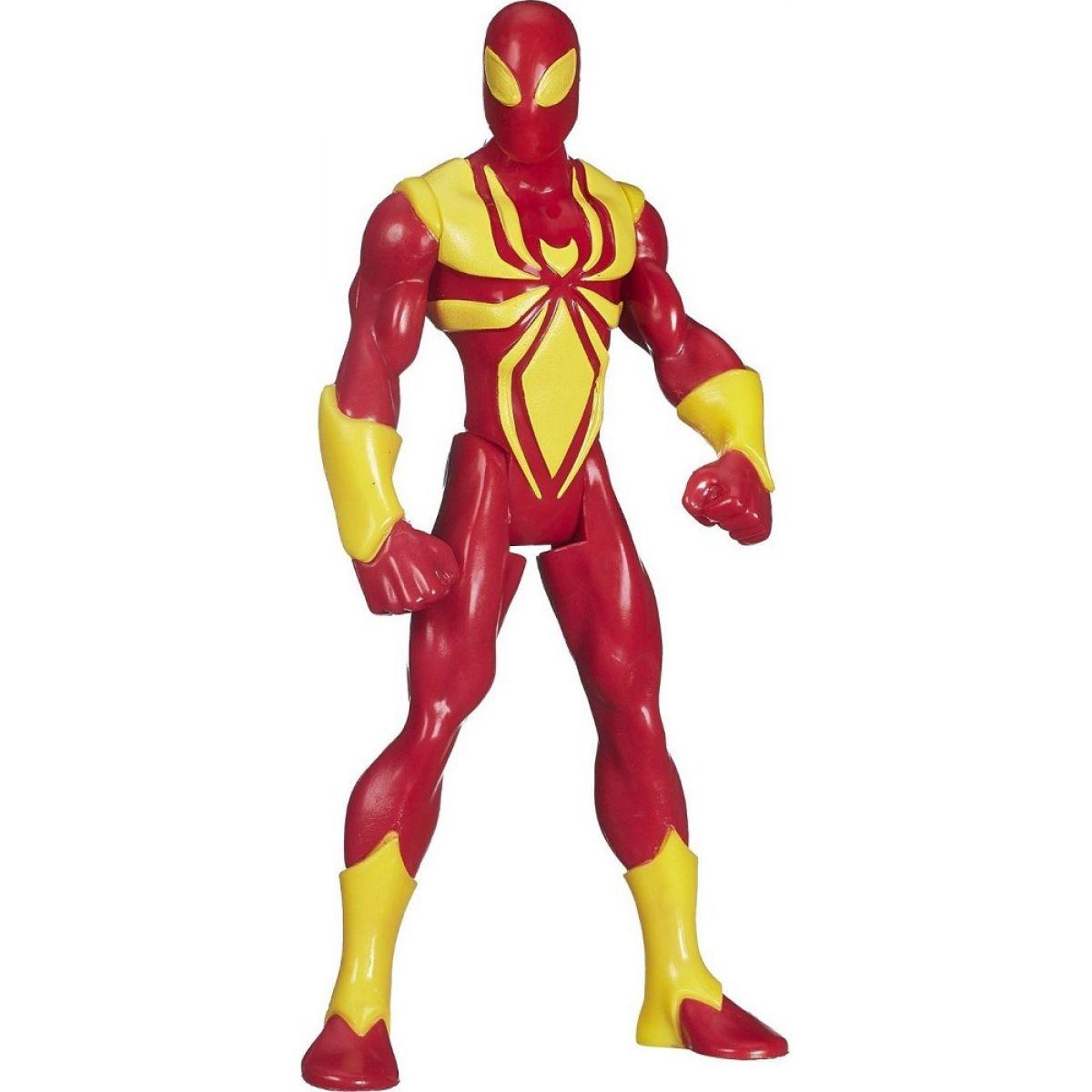 Hasbro Spiderman Akční figurka 14cm - Iron Spider