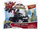 Hasbro Spiderman Akční figurka se závodním vozidlem - Agent Venom 3