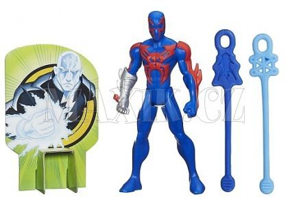 Hasbro Spiderman Akční figurka vrhající pavučinu - Spiderman 2099