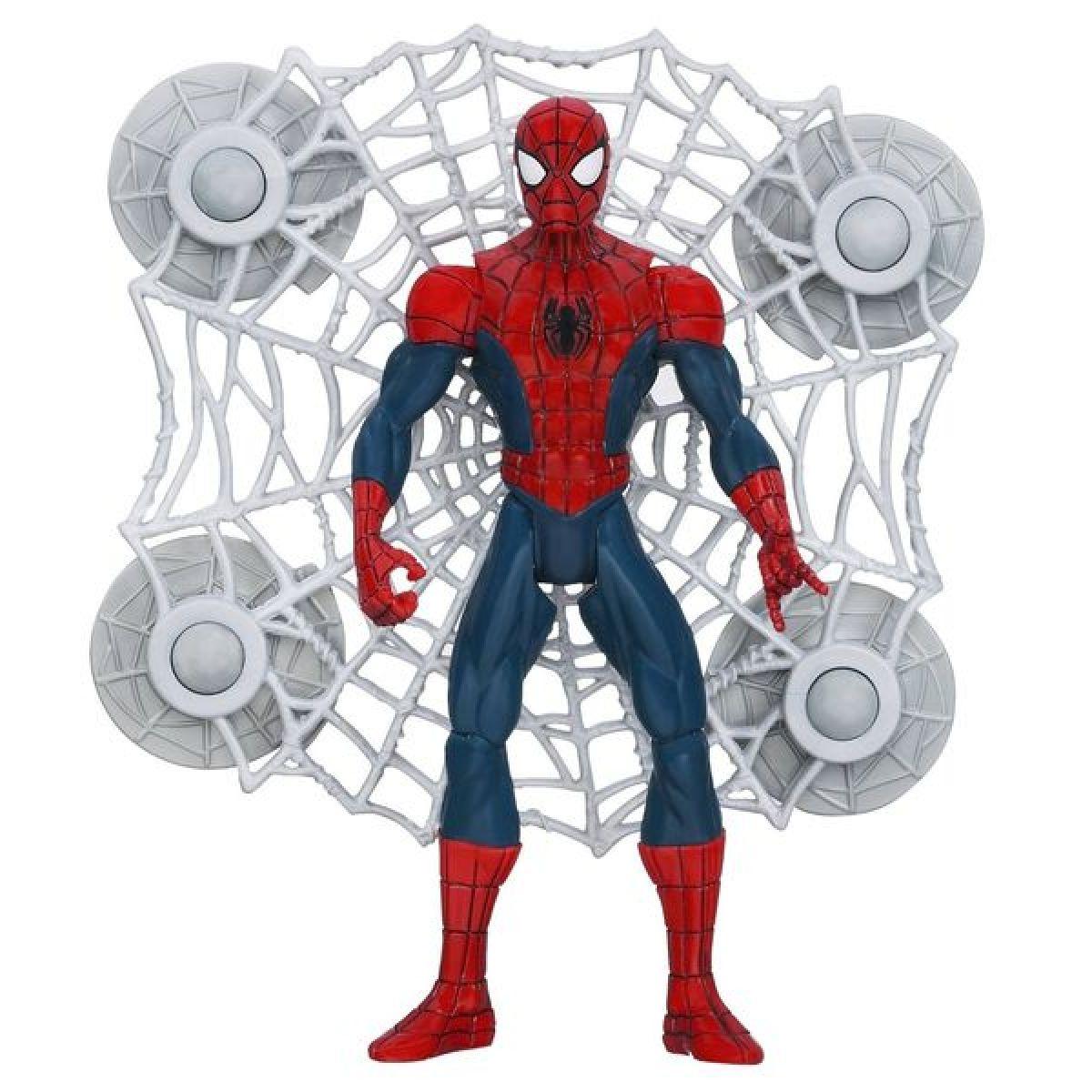 Hasbro Spiderman Akční figurky 15cm - Capture Trap