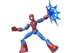 Hasbro Spiderman figurka Bend and Flex Spider-Man
