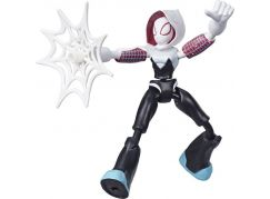 Hasbro Spiderman figurka Bend and Flex Ghost-Spider