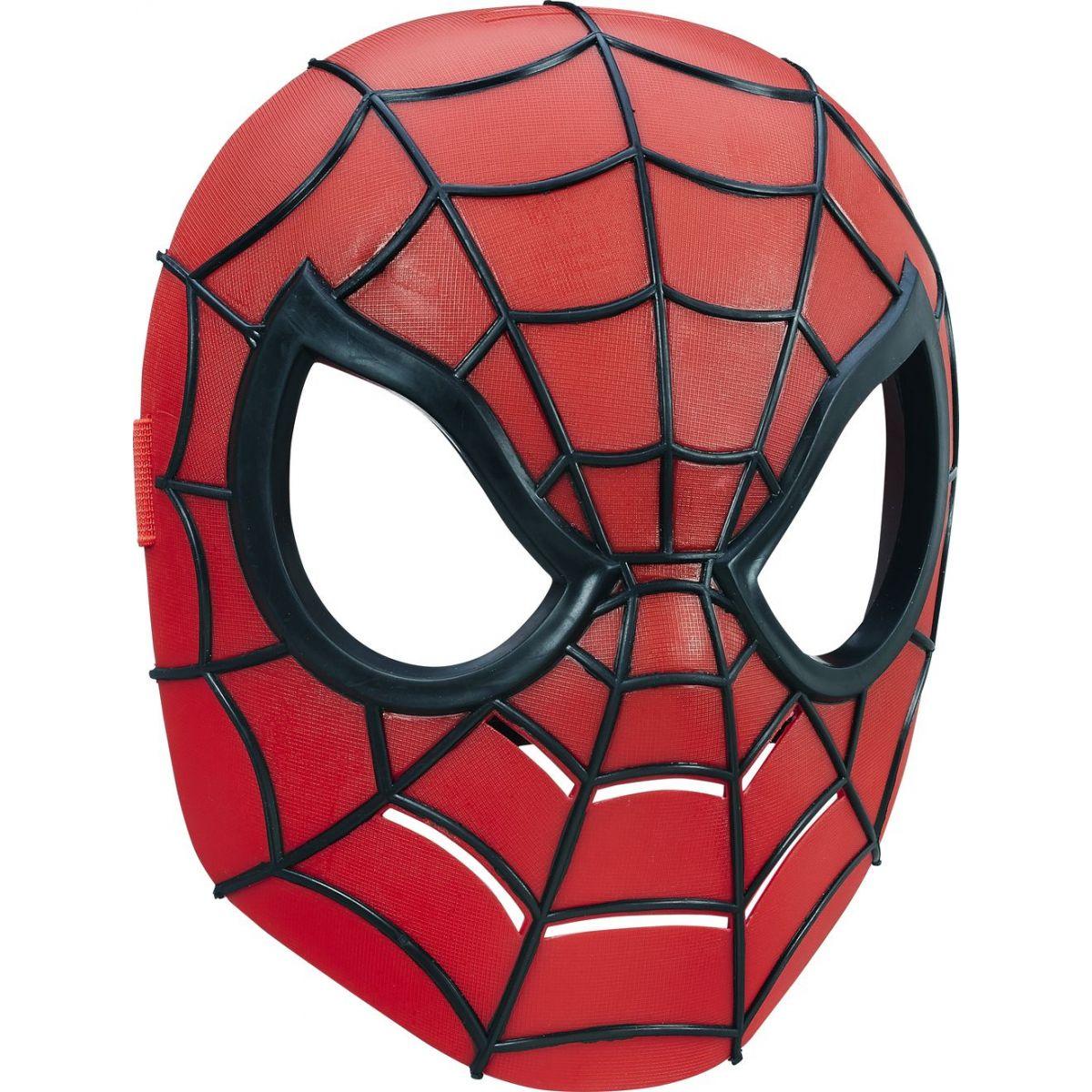 Hasbro Spiderman Hero Maska - Spiderman