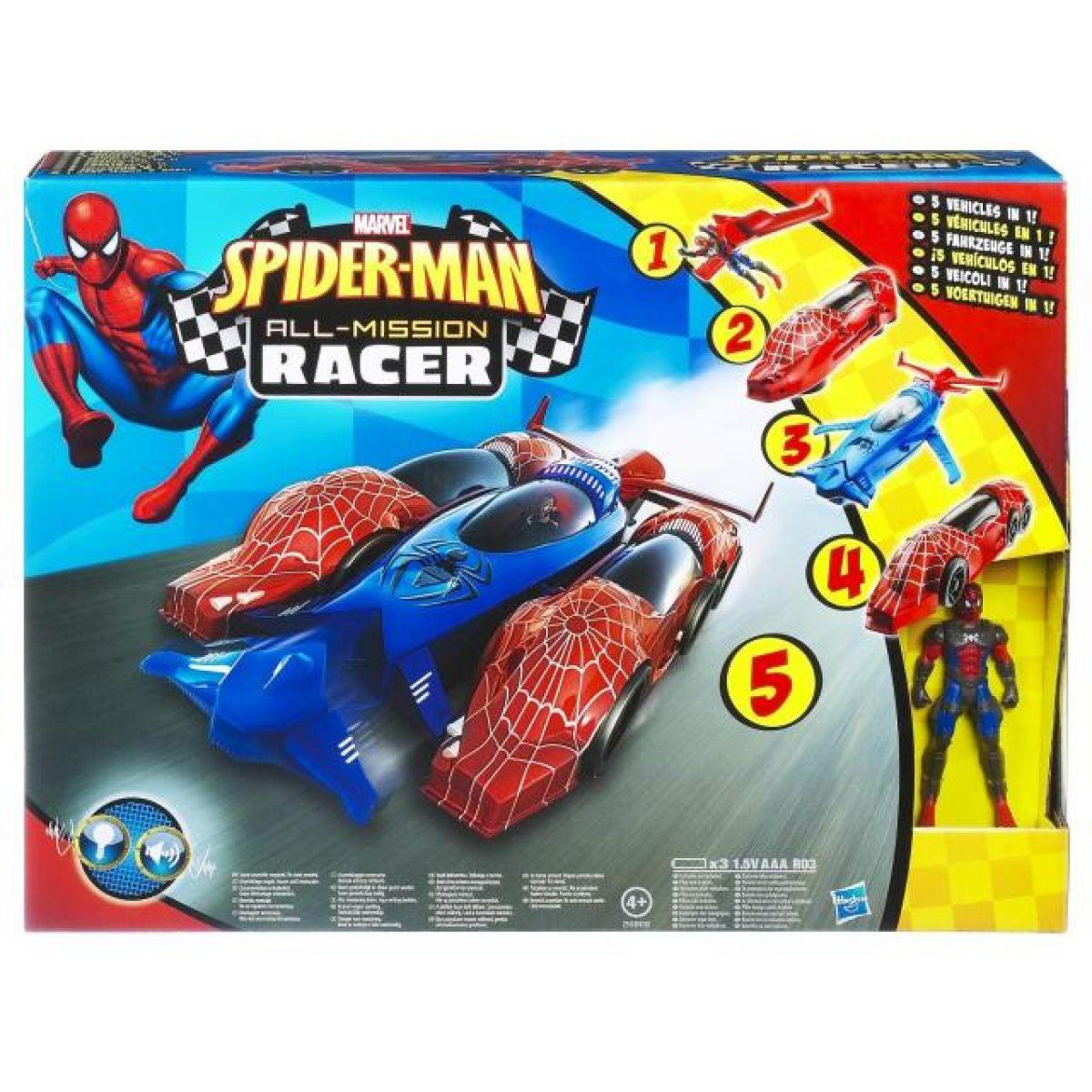 Hasbro Spiderman Hrací set 4v1