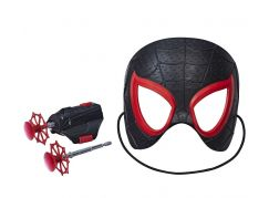 Hasbro Spiderman Maska a výstroj s projektily Miles Morales