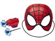 Hasbro Spiderman Maska a výstroj s projektily Spider man