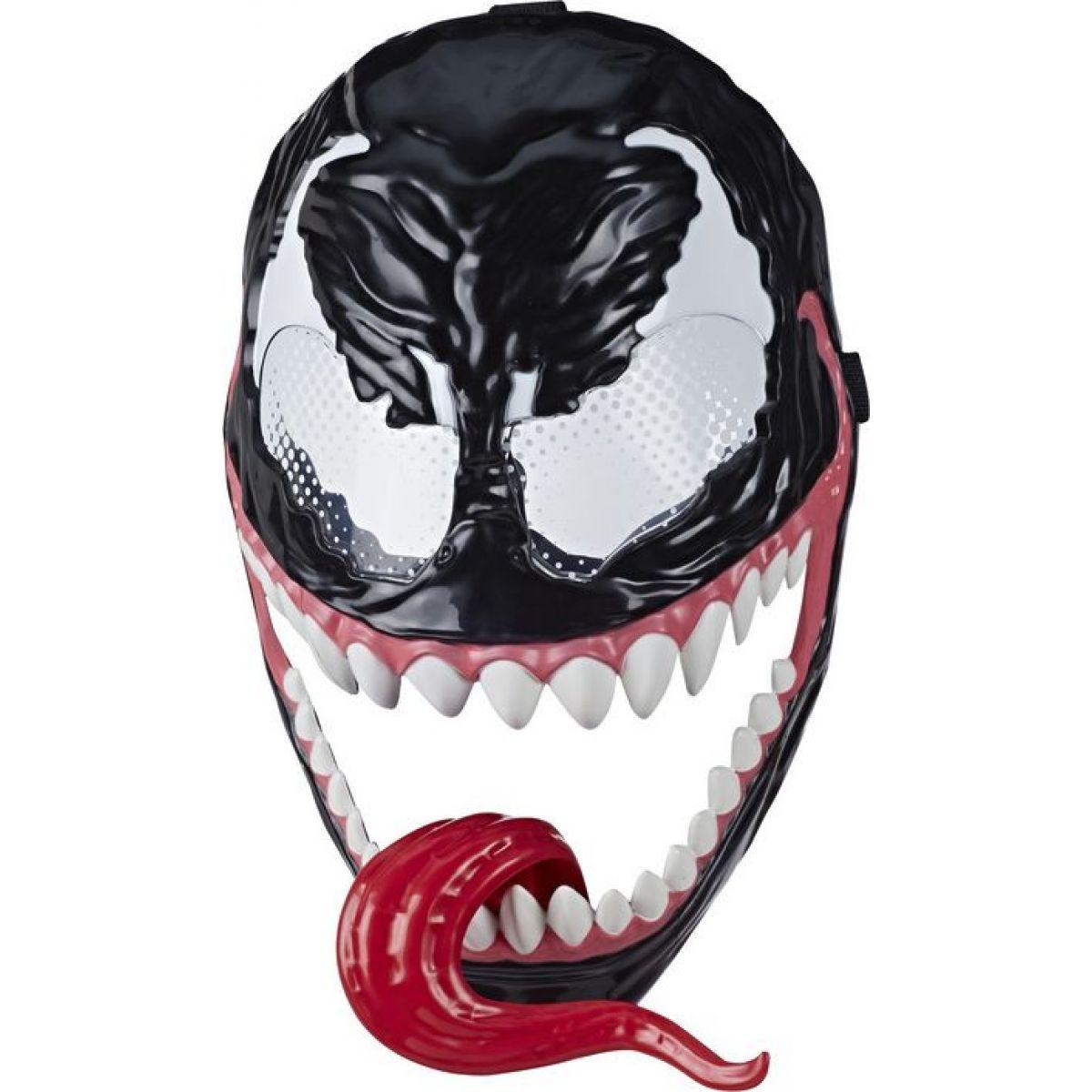Hasbro Spiderman Maximum Venom maska