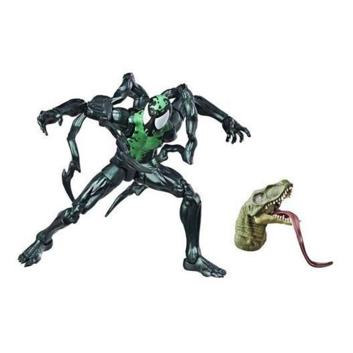 Hasbro Spiderman Prémiové figurky 15cm Marvels Lasher