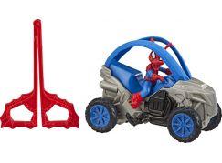 Hasbro Spiderman Rip n Go vozidlo Spider-Ham