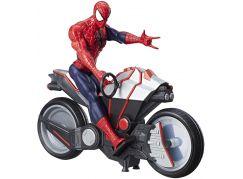 Hasbro Spiderman Titan Hero Series SM W Spider Cycle