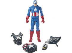 Hasbro Spiderman Vylepšený Max Venom
