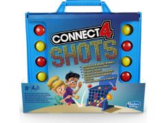 Hasbro Společenská hra Connect 4 Shots