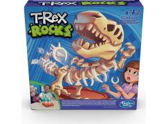 Hasbro Společenská hra T-REX Rocks