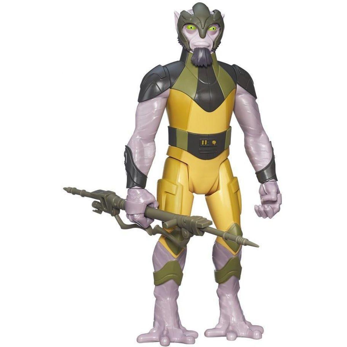 Hasbro Star Wars Akční figurka hrdiny - Garrazeb Zeb Orrelios