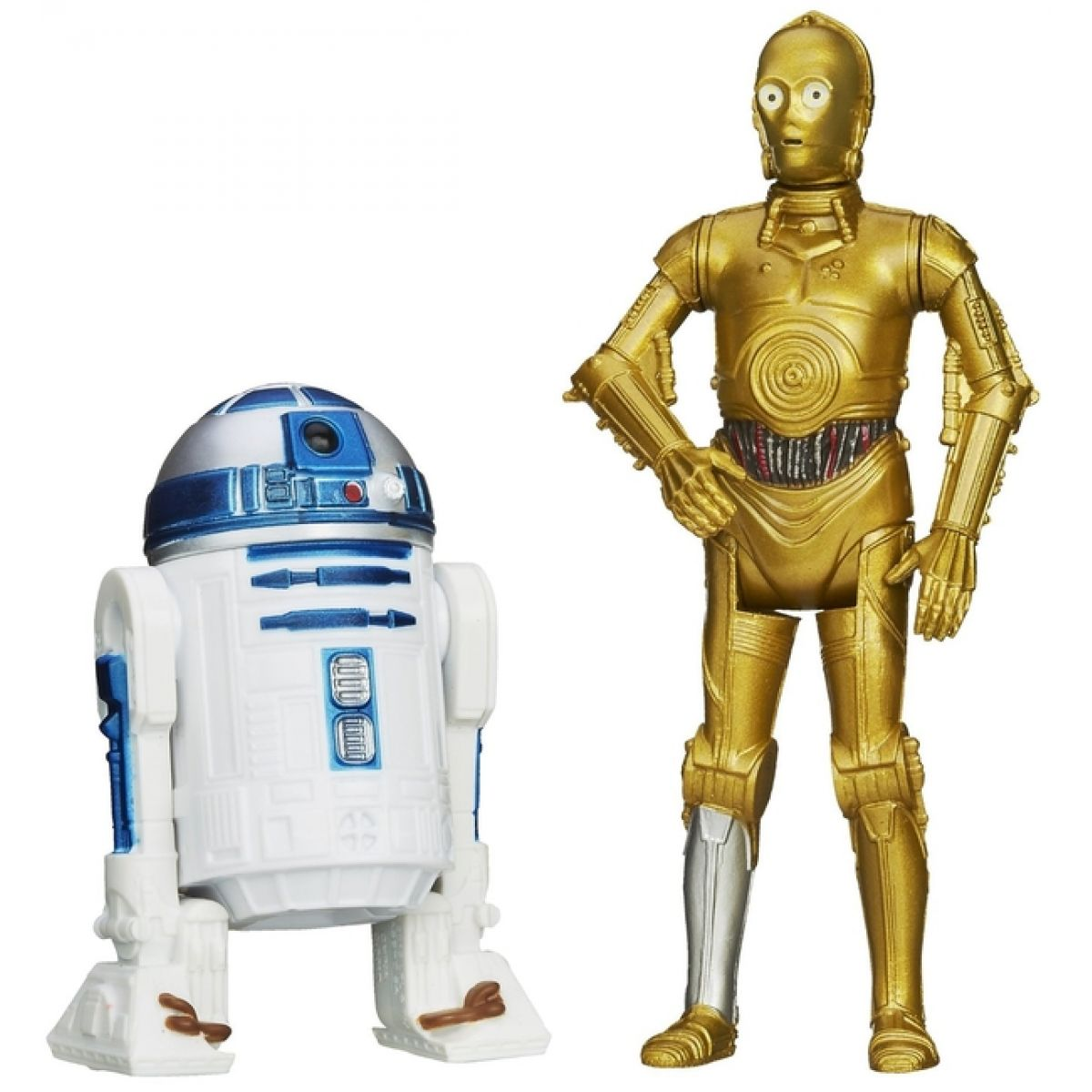 Hasbro Star Wars Akční figurky 2ks - R2-D2, C3PO