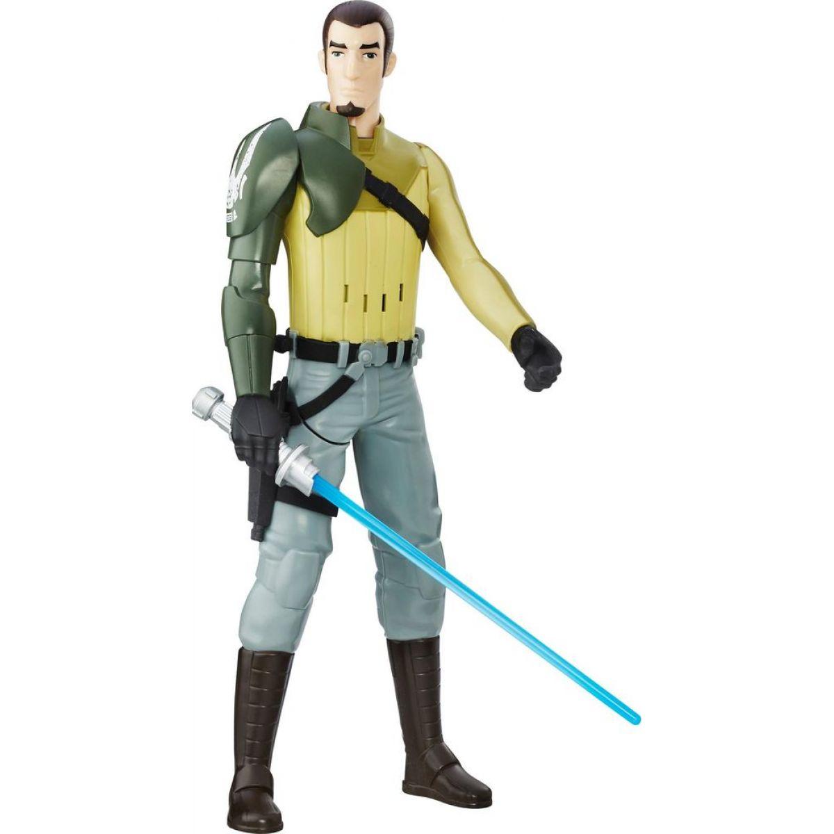 Hasbro Star Wars Elektronická figurka - Kanan Jarrus
