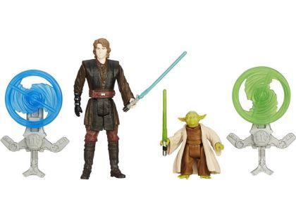 Hasbro Star Wars Epizoda 7 Dvojbalení figurek - Anakin Skywalker a Yoda