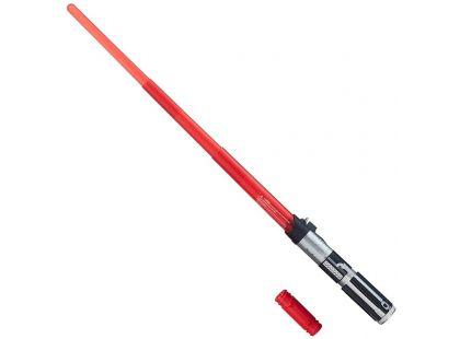 Hasbro Star Wars Epizoda 7 Elektronický světelný meč - Darth Vader
