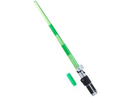 Hasbro Star Wars Epizoda 7 Elektronický světelný meč - Yoda