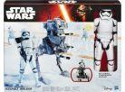 Hasbro Star Wars Epizoda 7 Figurka a vozidlo - Assault Walker a Stormtrooper 2