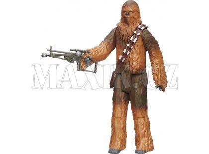 Hasbro Star Wars Epizoda 7 Prémiová hrdinská figurka - Chewbacca