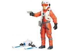 Hasbro Star Wars Epizoda 7 Sněžné figurky - X-Wing Pilot Asty