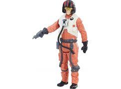 Hasbro Star Wars Epizoda 8 9,5cm Force Link figurky s doplňky A Poe Dameron