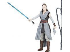 Hasbro Star Wars Epizoda 8 9,5cm Force Link figurky s doplňky A Rey
