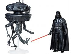 Hasbro Star Wars Force Link - Imperial Probe Droid a Darth Vader
