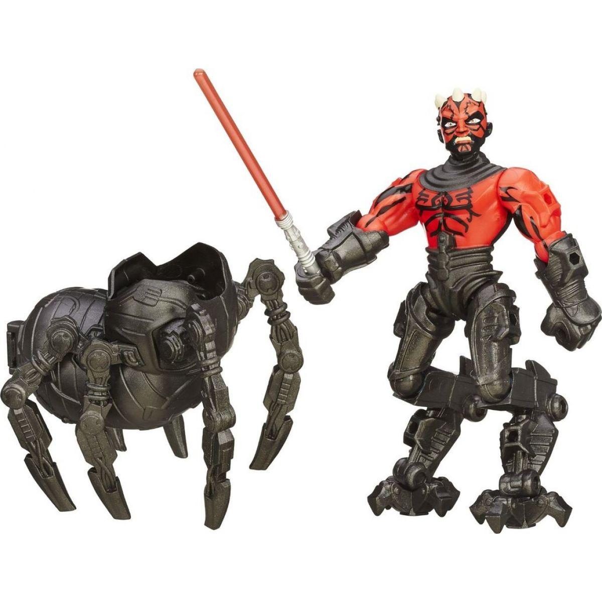 Hasbro Star Wars Hero Mashers prémiová figurka - Darth Maul