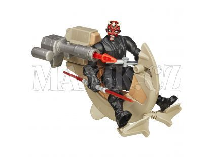 Hasbro Star Wars Hero Mashers Speeder - Sith Speeder a Darth Maul