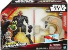 Hasbro Star Wars Hero Mashers Speeder - Sith Speeder a Darth Maul 5