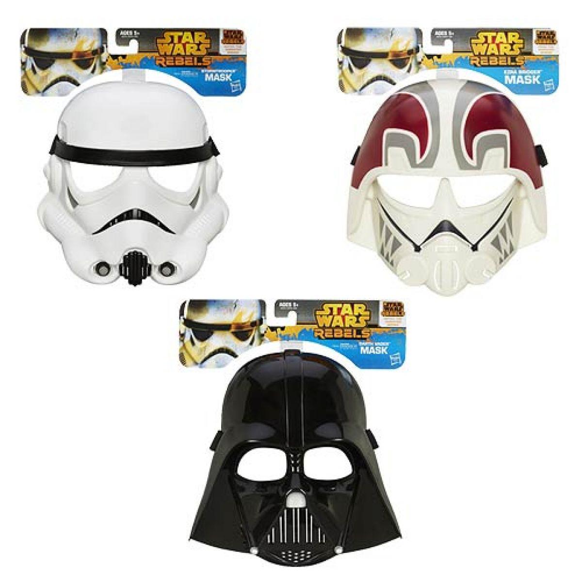 Hasbro Star Wars rebelská maska - Ezra Bridger #2
