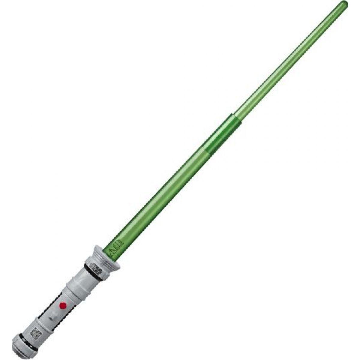 Hasbro Star Wars Světelný meč E3120 Yoda
