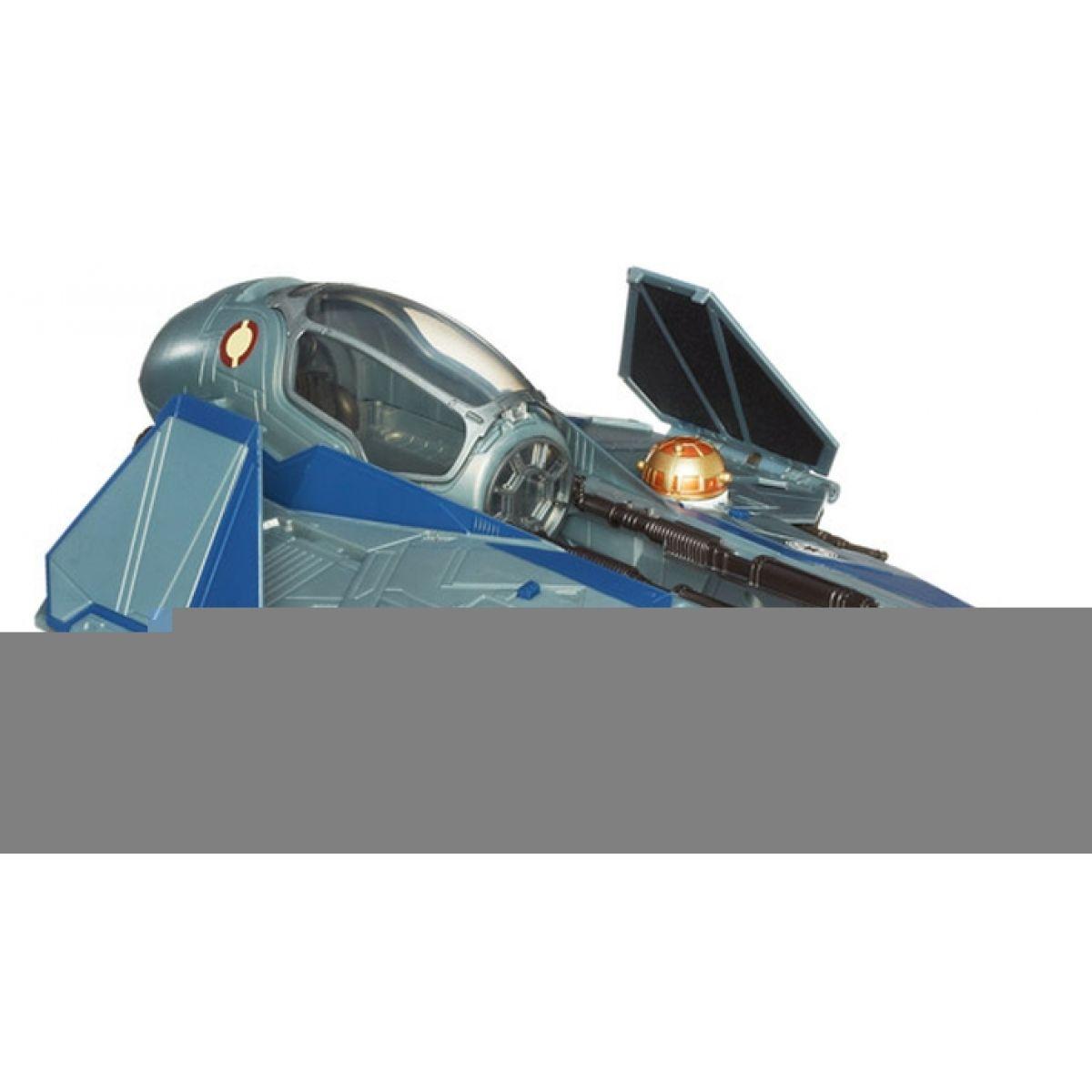 Hasbro Star Wars Vesmírná vozidla II - Obi-wan's Jedi Starfighter