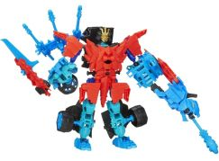 Hasbro Transformers 4 Construct Bots Autobot Drift a Rougneck Dino