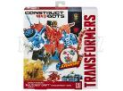 Hasbro Transformers 4 Construct Bots Autobot Drift a Rougneck Dino 3