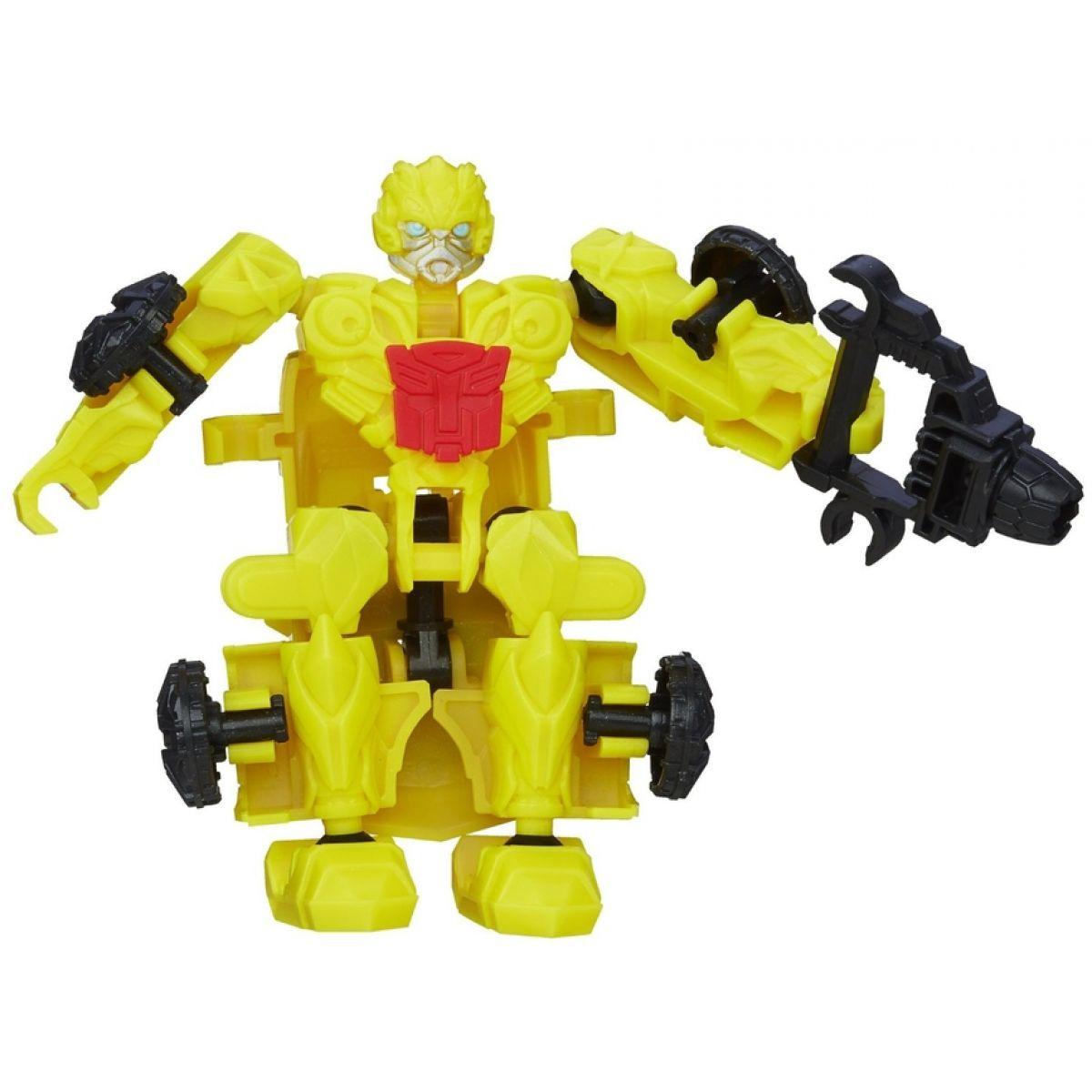 Hasbro Transformers 4 Construct Bots Jezdci - Bumblebee
