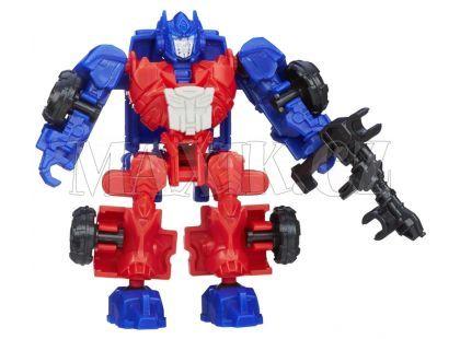 Hasbro Transformers 4 Construct Bots Jezdci - Optimus Prime
