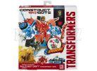 Hasbro Transformers 4 Construct Bots Transformer se zvířetem - Autobot Drift a Roughneck Dino 3