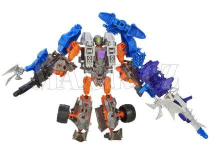 Hasbro Transformers 4 Construct Bots Transformer se zvířetem - Lockdown a Hangnail Dino