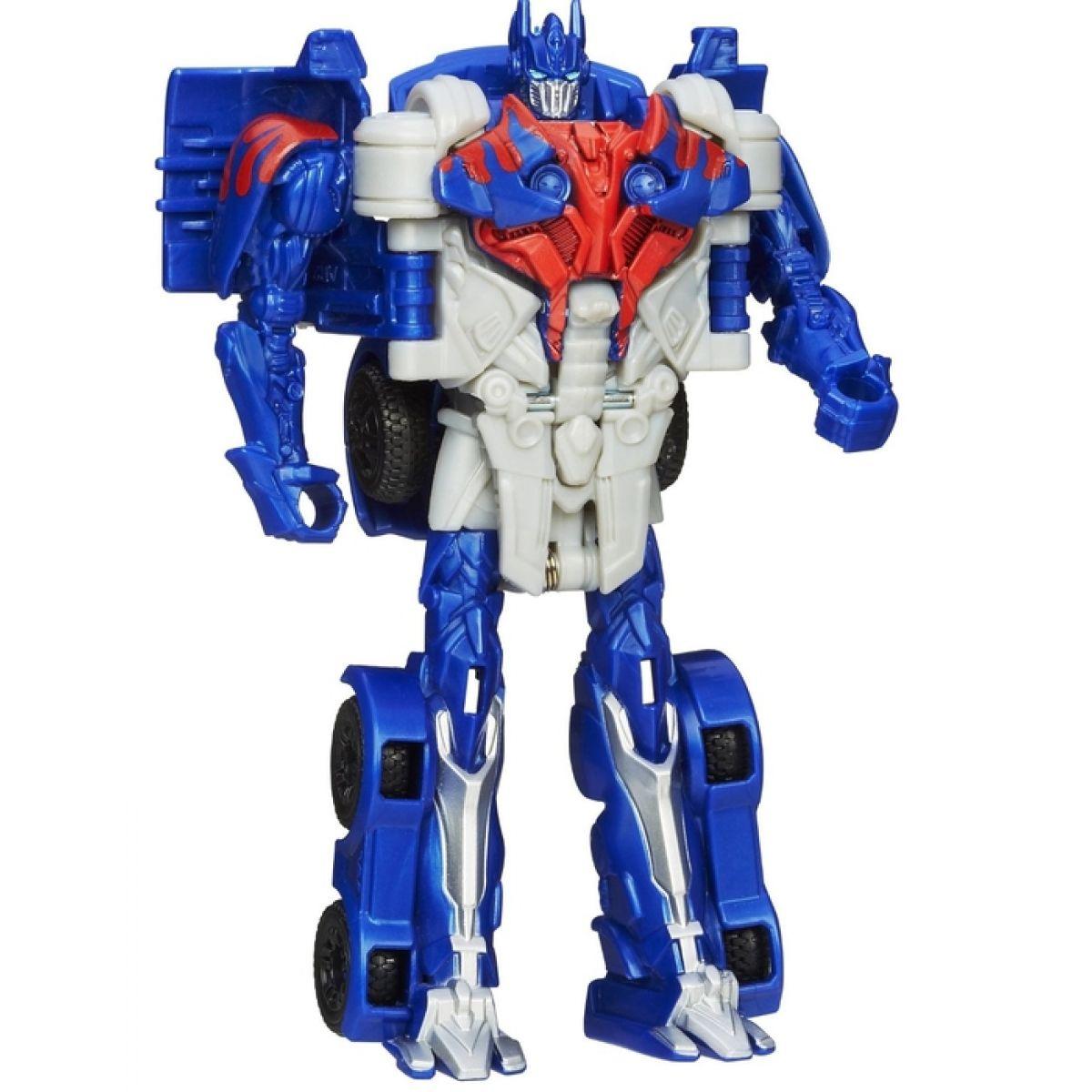Hasbro Transformers 4 Transformace v 1 kroku - Optimus Prime