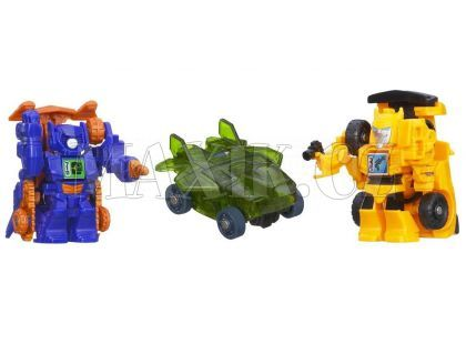 Hasbro Transformers Bot Shots 3pack - Bumblebee Shockwawe Skyquake