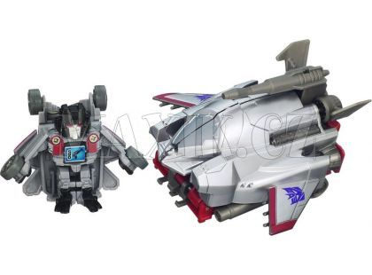 Hasbro Transformers Bot Shots s odpalovačem - Starscream
