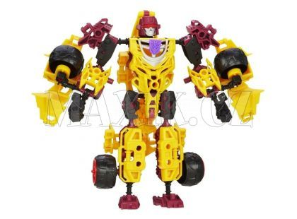 Hasbro Transformers Construct Bots s doplňky - Decepticon Dragstrip